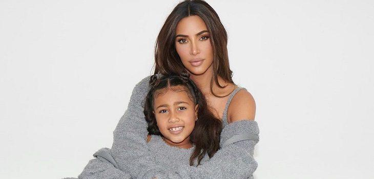 Kim Kardashian celebró cumpleaños de North West