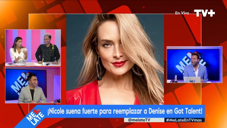 Nicole Got Talent Chile