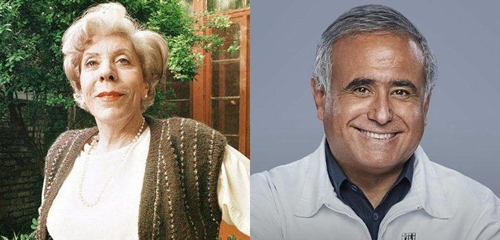 Doctor Ugarte y el especial vínculo con Violeta Vidaurre