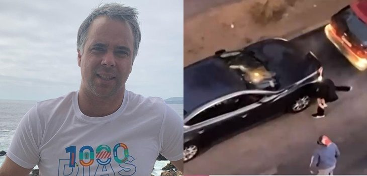 Hombre intentó frustrar robo inspirado en Fernando González: extenista pide ayuda para encontrarlo