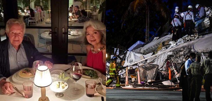Claudio Bonnefoy chileno desaparecido en Miami