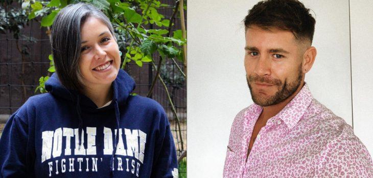 Belen Muñoz sobre su relación con ex Calle 7 Francisco Rodríguez