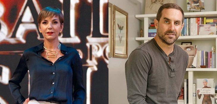 Fran García-Huidobro aclaró rumores que la vinculan sentimentalmente con exesposo de Javiera Suárez