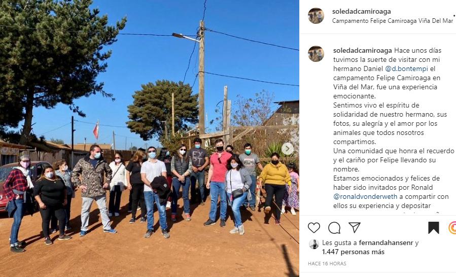 Soledad Camiroaga   Instagram