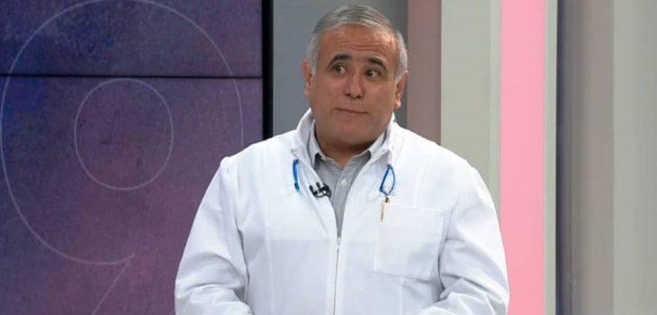 Doctor Sebastián Ugarte