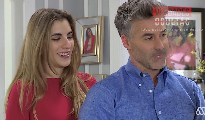 Agustina y Leonardo Verdades Ocultas