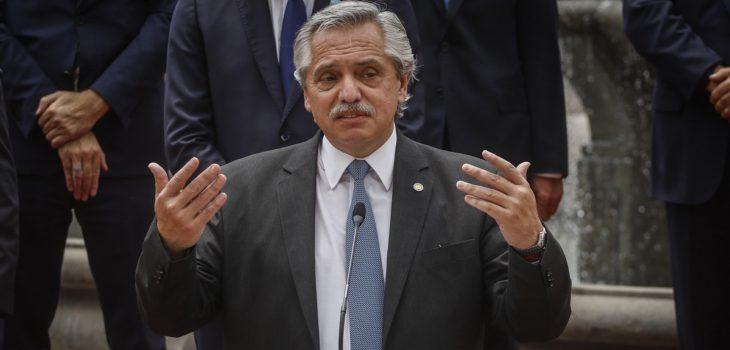 alberto fernandez presidente argentina