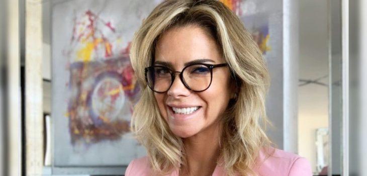 Carla Ochoa junto a dos cóndores generó debate en redes sociales