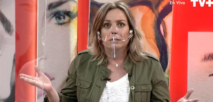 Claudia Conserva es tildada de racista tras hablar de personas