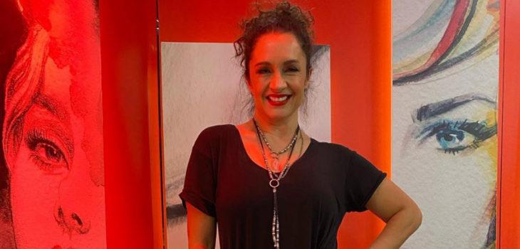 Claudia Miranda, MasterChef y clases de baile