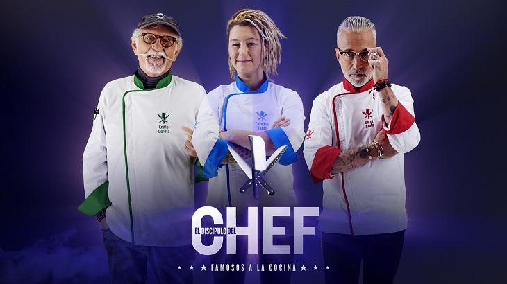 el discipulo del chef