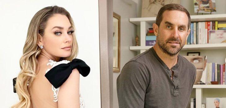 Cristián Arriagada pidió disculpas tras negar su vínculo con Daniela Nicolás