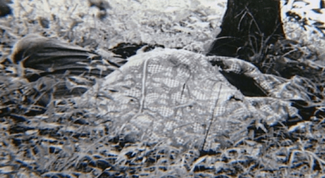 Captura | Uno de los cuerpos encontrados