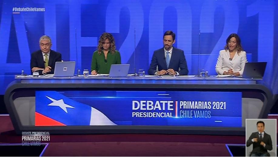 Debate Chile Vamos