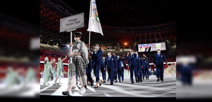 INSTAGRAM | IOC Refugee Olympic Team