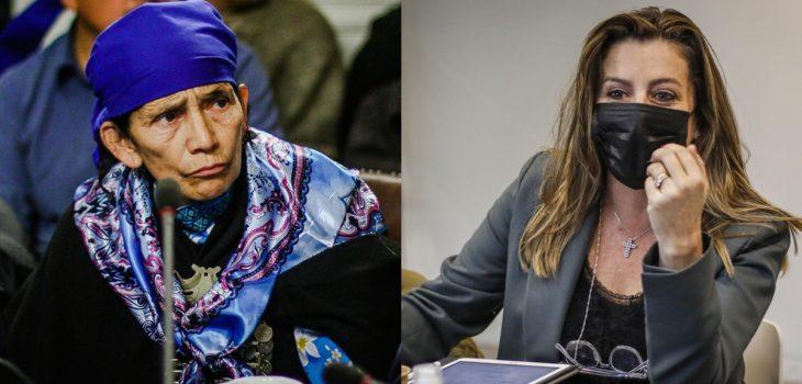 Machi linconao respondió a ataques de Teresa Marinovic
