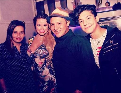 Sergio Rojas y el Gitano