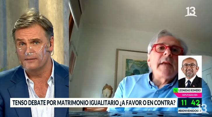Iván Moreira Bienvenidos