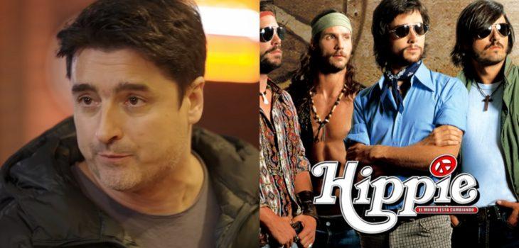 Jorge Zabaleta dio su dura opinión sobre teleserie Hippie