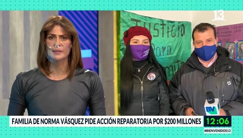 Mariana Vásquez caso Norma Vásquez