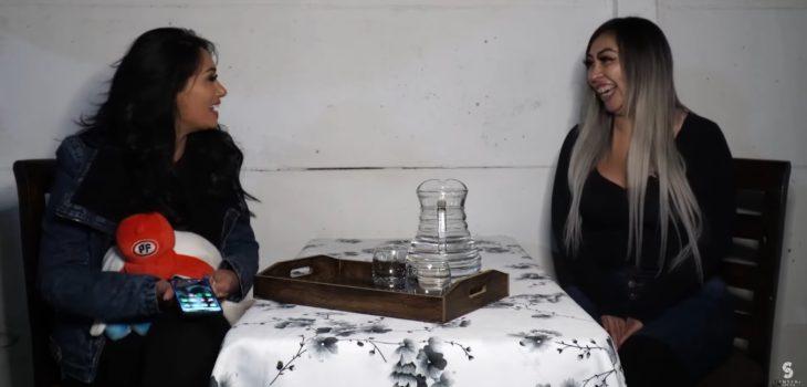 Pamela Díaz y Naya Fácil