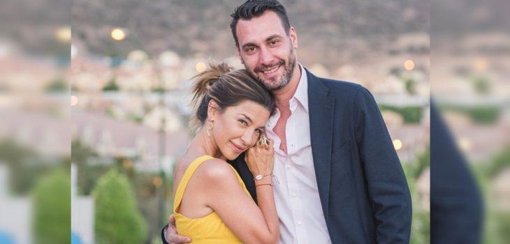 Pancha Merino mostró fotos de su viaje con Andrea Marocchino