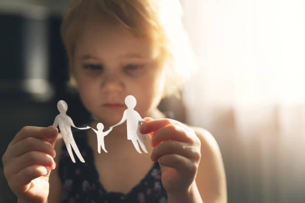Niños huérfanos por COVID