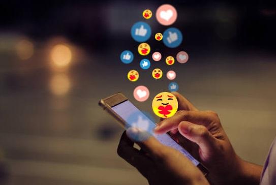 redes sociales insistencia