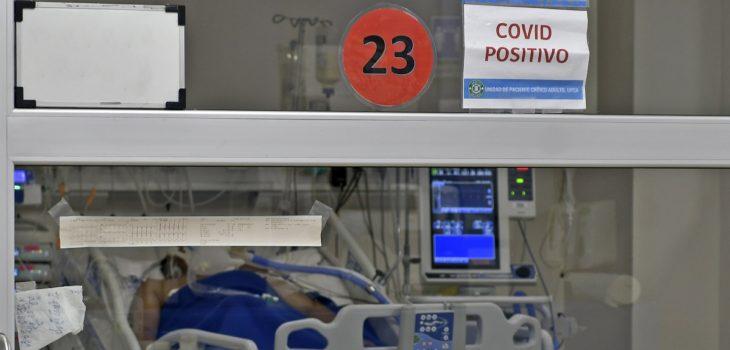 proyecto de ley para pacientes covid-19 positivos