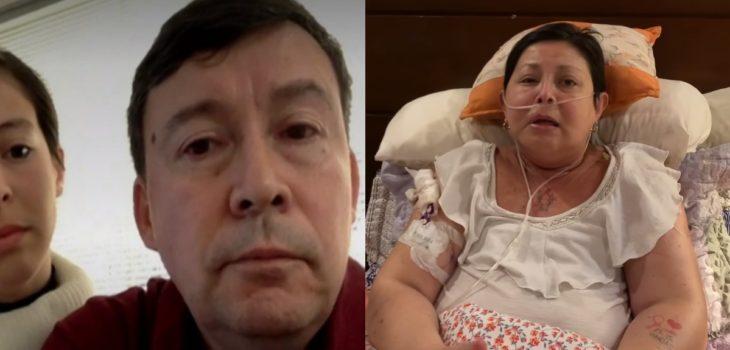 habla marido de doctora que se sometió a sedación paliativa