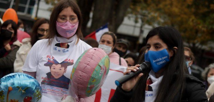 Madre de Tomás Bravo criticó a Ministerio Público a 5 meses de la desaparición de su hijo