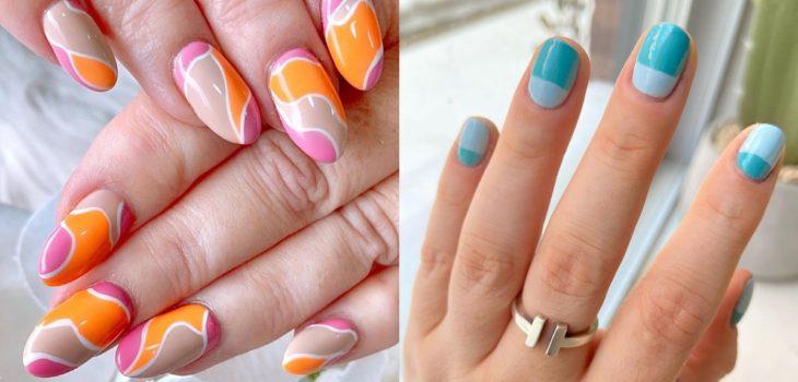 uñas en tendencia 2021 manicure