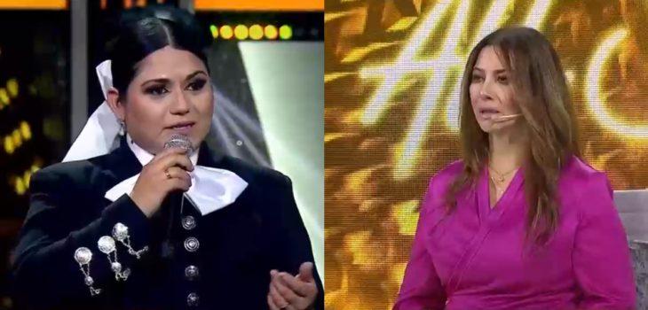 Ana Gabriel se defendió de las críticas en Yo Soy