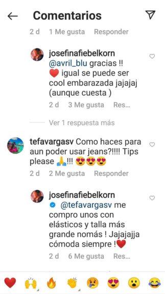 Josefina Fiebelkorn | Instagram
