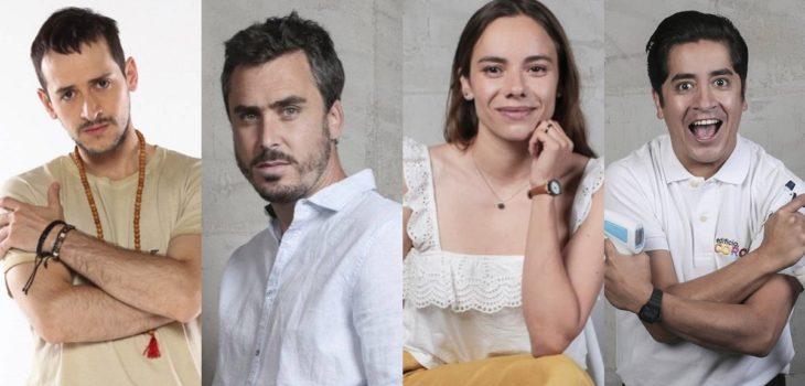 Mega prepara nueva teleserie en caleta Cocholgüe