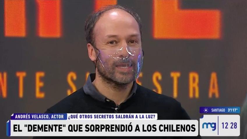 Andrés Velasco Mucho Gusto