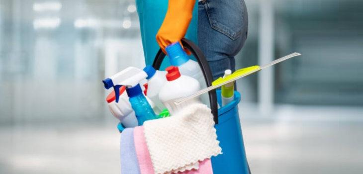 limpiar o higienizar