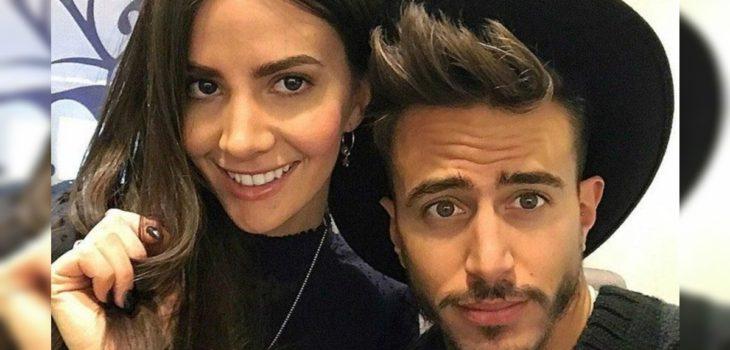 Aylén Milla y Marco Ferri   Instagram