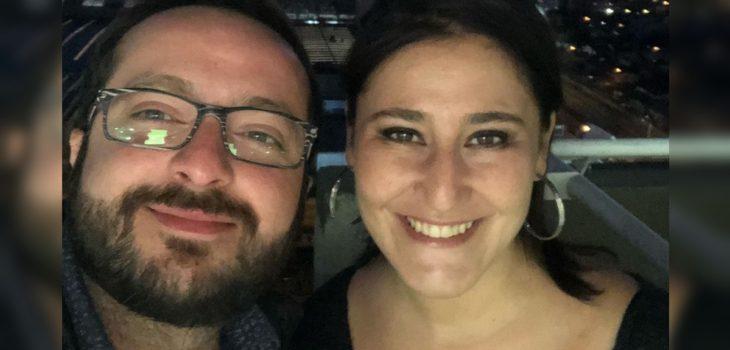 Belén Mora y Toto Acuña se convertirían en padres