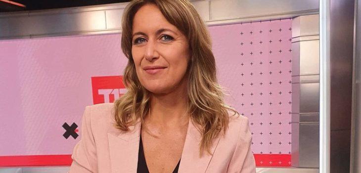 Carola Urrejola enterneció en redes al subir video con su hija