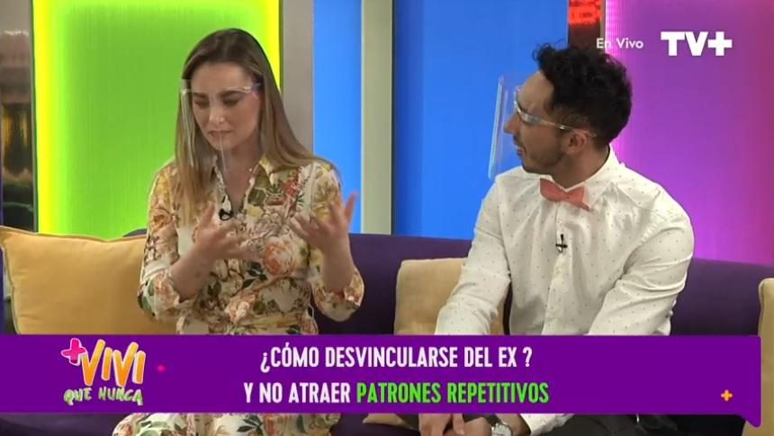Daniela Nicolás ex pareja