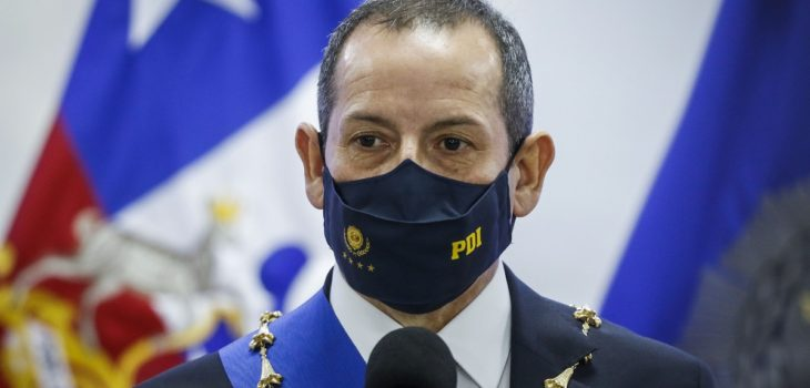 Director de la PDI por homicidio de Valeria Vivanco