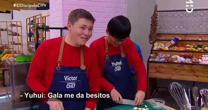 discipulo del chef