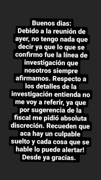 Madre de Tomás Bravo sobre nuevos antecedentes del caso