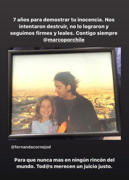 Fernanda Cornejo | Instagram
