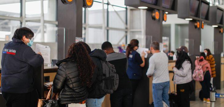 minsal disminuye cuarentena obligatoria de ingreso al país