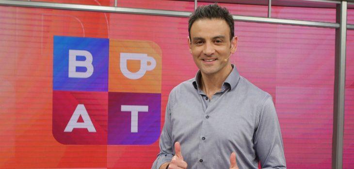 Gonzalo Ramírez anuncia pronta 'salida temporal' del Buenos días a todos: