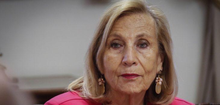 Helia Molina | Agencia UNO