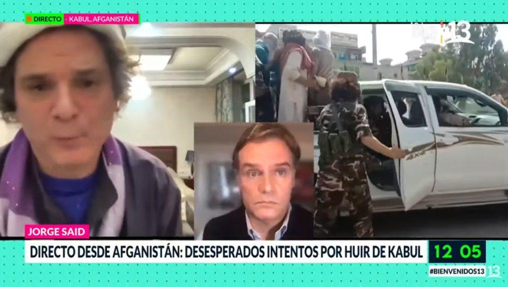Jorge Said Bienvenidos