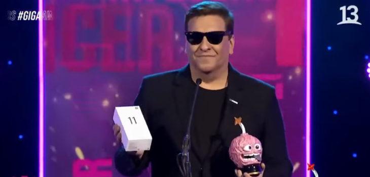Julio César Rodríguez Giga Awards